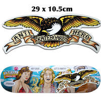 ANTI HERO  EAGLE STICKER LARGE