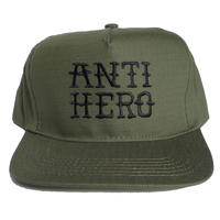 ANTI HERO FLASHHERO SNAPBACK CAP