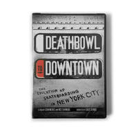 DEATHBOWL TO DOWNTOWN DVD 字幕なし