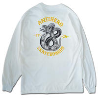 ANTI HERO EIGHTEEN POCKET L/S TEE