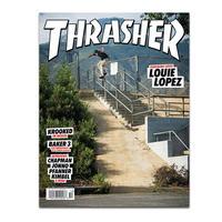 THRASHER MAGAZINE 2020 OCTOBER ISSUE #483