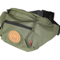 SPITFIRE CIRCLE BIGHEAD PATCH WAIST PACK / HIP BAG