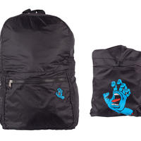 SALE! セール! SANTA CRUZ SCREAMING HAND PACKABLE BACKPACK