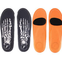 FP INSOLES KING FOAM ORTHOTICS SHOES SKELETON