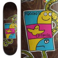 KROOKED BRAD CROMER VIPER DECK (8.06 x 31.8inch)