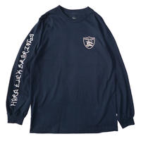 HARD LUCK HARD SIX L/S TEE