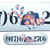 CALL ME 917 DIALTONE RIPPER DECK  (8.25 x 31.8inch)
