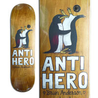 ANTI HERO BRIAN ANDERSON FOR LOVERS ONLY PT.2 DECK (8.5 x 31.8inch)