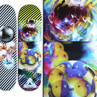 PALACE OLLY TODD SPHERES DECK (8 x  31.25)