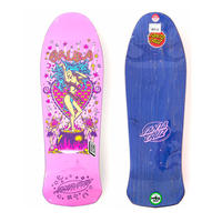 SANTA CRUZ SALBA WITCH DOCTOR REISSUE DECK  (10.4 x 32inch)