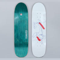 KROOKED RONNIE SANDOVAL BOX DECK (8.25 x 32inch)