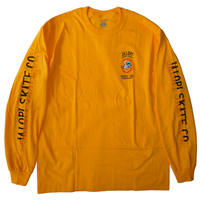 ANTI HERO JALOPI SKATE CO. L/S TEE