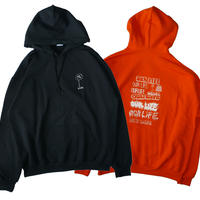 OUR LIFE LOTTIES FLYER HOODIE