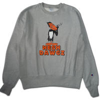 HESHDAWGZ  HECKLE AND JECKLE CREWNECK SWEATSHIRTS