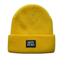 ANTI HERO LIL BLACKHERO CUFF BEANIE