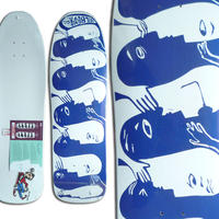 G&S NEIL BLENDER MODIFIED 80's FACES DECK (9.5 x 31.5inch)