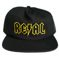 REAL DEEDS MESH CAP