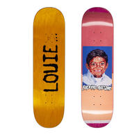 FUCKING AWESOME LOUIE LOPEZ FELT CLASS PHOTO DECK (8 x 31.66inch)