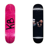 FUCKING AWESOME KEVIN BRADLEY LOT DECK  (8.25 x 31.79inch)