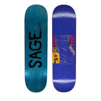 FUCKING AWESOME SAGE ELSESSER COSMIC SAGE DECK (8.38 x 31.75inch)