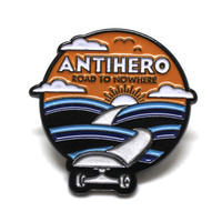 ANTI HERO ROAD LAPEL PIN