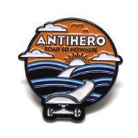 ANTI HERO ROAD LAPEL PIN