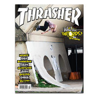 THRASHER MAGAZINE 2019 MAY ISSUE #466