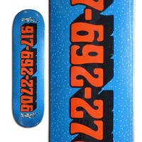 CALL ME 917 SK8NYC DECK (8.25 x 32.36inch)