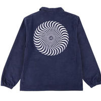 SPITFIRE CLASSIC SWIRL CUSTOM BUTTON FRONT JACKET