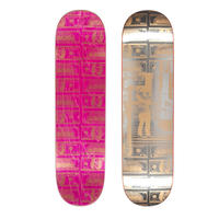 FUCKING AWESOME TYSHAWN JONES PEACE OUT DECK  (8.18 x 31.73inch, 8.25 x 31.79inch)