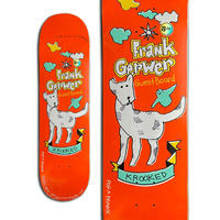 KROOKED FRANK GERWER GUEST DECK (8.28 x 31.7inch)