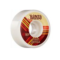 BONES WHEELS STF RETROS V4 WHEEL 53mm, 103a