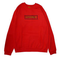 KROOKED SPIKED CREWNECK