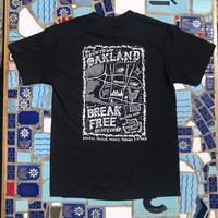 BREAK FREE MAPS TEE