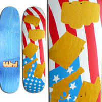 DEAR, EARLY BLIND AND VIDEO DAYS COLLECTION AMERICAN _____________ DECK (8.6 x 32inch)