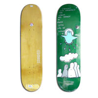 KROOKED MIKE ANDERSON HELL DECK (8.25 x 32inch)
