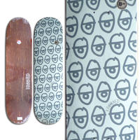 KROOKED PEWPILS GREY PRICE POINT DECK (8.25 x 32inch)
