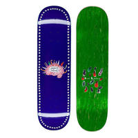 HOCKEY BEN KADOW INTELLIGENCE DECK (8.25 x 31.79inch)