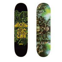 CREATURE x GWAR TEAM DECK (8.25 x 32.04inch)