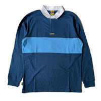 """KROOKED """"KROOKED EYES"""" RUGBY JERSEY"""