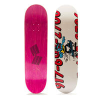 CALL ME 917 DOUBLE DARE DECK  (8.18 x 32.1inch)