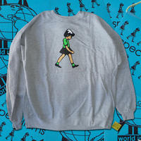 DEAR, EARLY BLIND AND VIDEO DAYS COLLECTION SPECULUMS CREWNECK