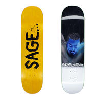 FUCKING AWESOME SAGE ELSESSER POST PANIC DECK (8.5 x 31.91inch)