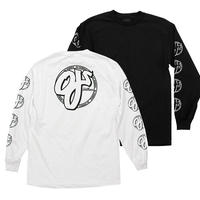 OJ WHEELS CROSS L/S TEE