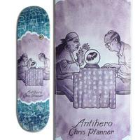 ANTI HERO CHRIS PFANNER IT'S A SIGN DECK  (8.06 x 31.8inch)