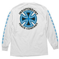 INDEPENDENT BAUHAUS CROSS L/S TEE