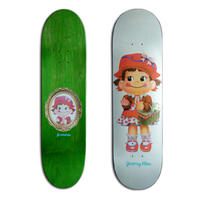 JK INDUSTRIES MILK GIRL2 DECK  (8.5 x 32.25inch)