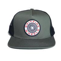 SPITFIRE CLASSIC 87' SWIRL PATCH MESH CAP
