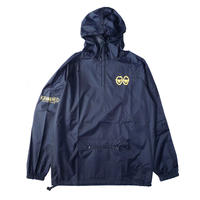 KROOKED EYES PACKABLE ANORAK JACKET