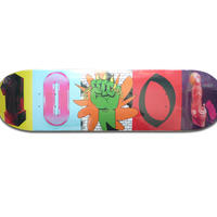 1001 SKATESHOP x MORTIS STUDIO DECK (8.25 x 31.9inch)